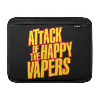 Attack of the Happy Vapers Sleeve For MacBook Air