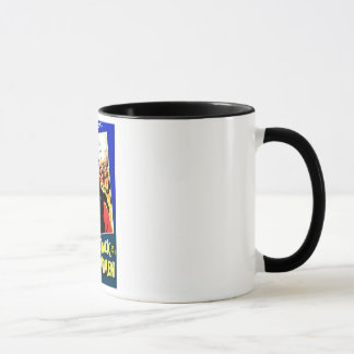 Attack of the Jungle Women Mug