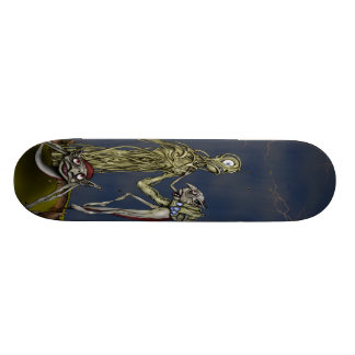 Attack of the Rooter Skateboard