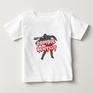 Attack of the Zombie Dentist Tees