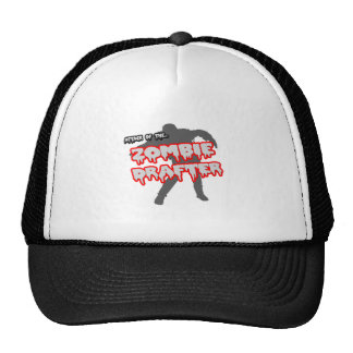 Attack of the Zombie Drafter Trucker Hat