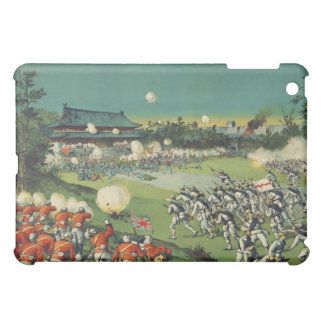 Attack on Beijing Castle During Boxer Rebellion iPad Mini Cover