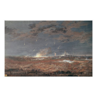 Attack on Berg-Op-Zoom, 4 a.m.,16th September Print
