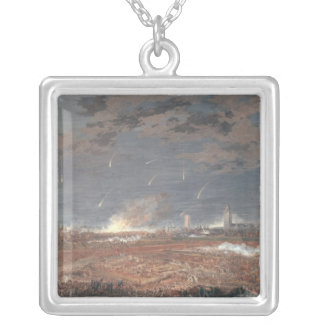 Attack on Berg-Op-Zoom, 4 a.m.,16th September Silver Plated Necklace