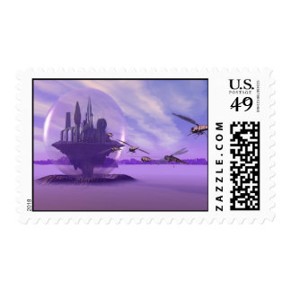 Attack on bubbled City Postage
