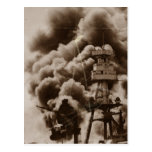 Attack on Pearl Harbor Postcards