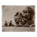 Attack on Pearl Harbor Poster