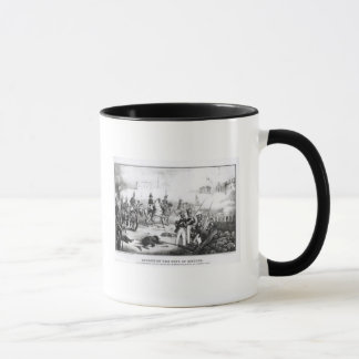 Attack on the City of Mexico Mug