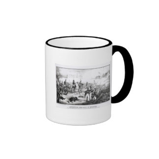 Attack on the City of Mexico Coffee Mug