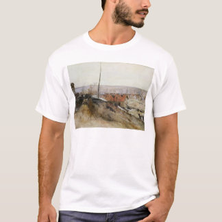 Attack on the Lime Kiln at the Champigny T-Shirt