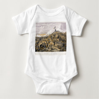 Attack on the Malakoff by William Simpson Tee Shirts