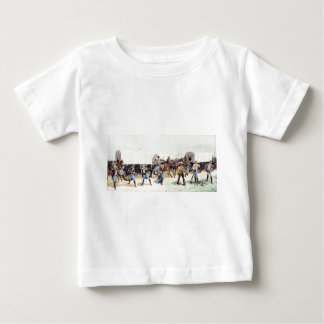 Attack on the Supply Train by Frederic Remington Shirt