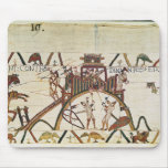 Attack on the Town of Dinan Mouse Pad