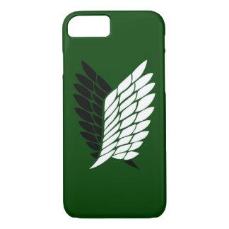 attack on titan iPhone 8/7 case