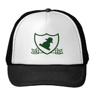 Attack Squadron 42 VA-42 Green Pawns Trucker Hat