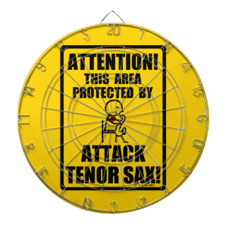 Attack Tenor Sax Dart Boards