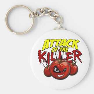 attacktomatoes keychain