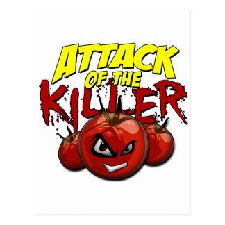 attacktomatoes postcard