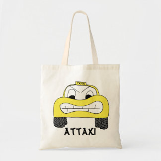 Attaxi Tote Bag