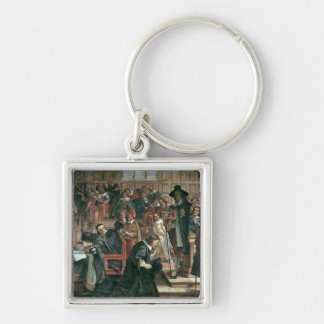 Attempted arrest of 5 members of the House Keychain