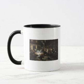 Attempted Assassination of Emperor Napoleon Mug