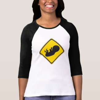 Attention: Baby Ahead! T-Shirt