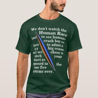 Attention Race Fans! T-Shirt