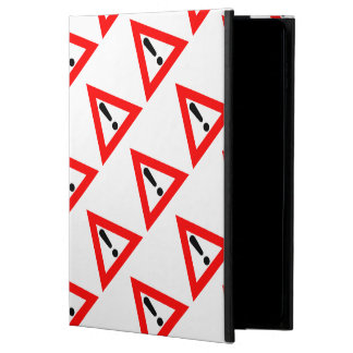 Attention Triangle Symbol Powis iPad Air 2 Case