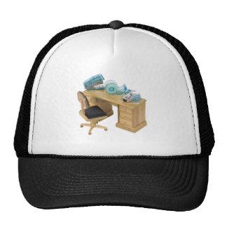 AttentionInDetails111409 Trucker Hat