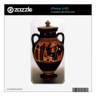 Attic black-figure amphora depicting the Birth of Decals For The iPhone 4S