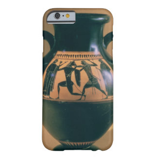 Attic black figure amphora depicting Theseus and t Barely There iPhone 6 Case