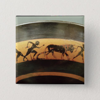 Attic black-figure cup button