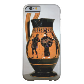 Attic black-figure olpe depicting Athena Confronti Barely There iPhone 6 Case