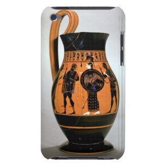 Attic black-figure olpe depicting Athena Confronti iPod Touch Covers