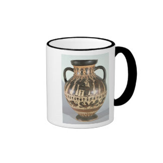 Attic Corinthian amphora Coffee Mugs