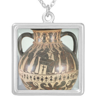 Attic Corinthian amphora Necklace