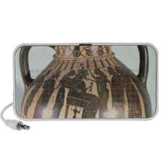 Attic Corinthian amphora Travel Speaker