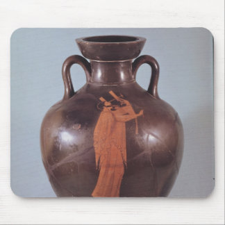 Attic red figure amphora mouse pad