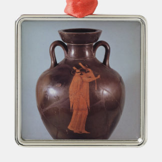 Attic red figure amphora ornaments