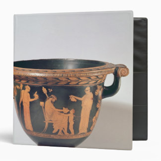 Attic red-figure bell krater, c.450-440 BC 3 Ring Binder