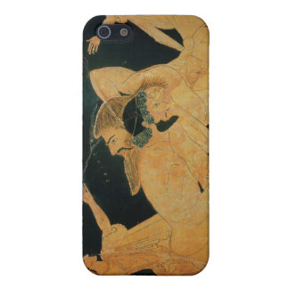 Attic red-figure calyx-krater 2 iPhone 5 cover