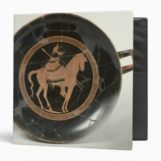 Attic red-figure cup depicting binder