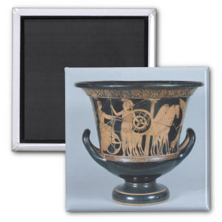 Attic red-figure kalyx krater magnet