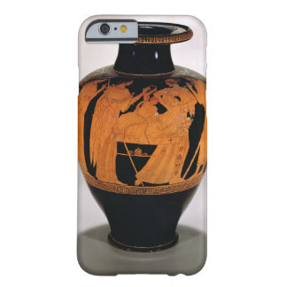 Attic red-figure stamnos depicting the Infant Hera Barely There iPhone 6 Case