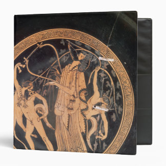 Attic red-figure vase vinyl binder