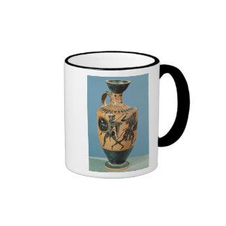 Attic Style Lekythos Mug