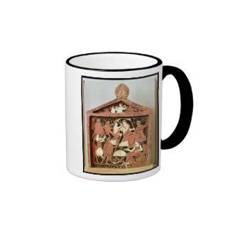 Attic votive tablet ringer mug