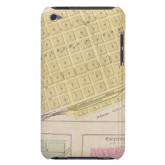 Attica, Crisfield, and Crystal Springs, Kansas Case-Mate iPod Touch Case