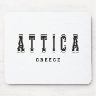 Attica Greece Mouse Pad