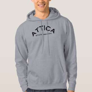 ATTICA STATE PRISON Many Styles/Colors w/This Logo Hoodie